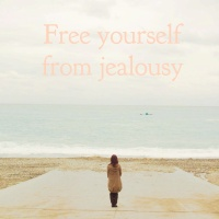 Free yourself from jealousy
