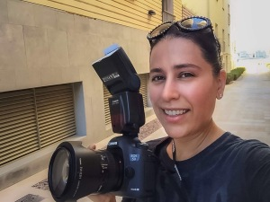 Majda Toumi, Photographer for Building a Dream