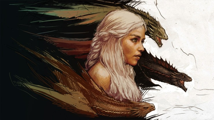 daenerys, wallpapertvs, what does your favourite fictional character say about you