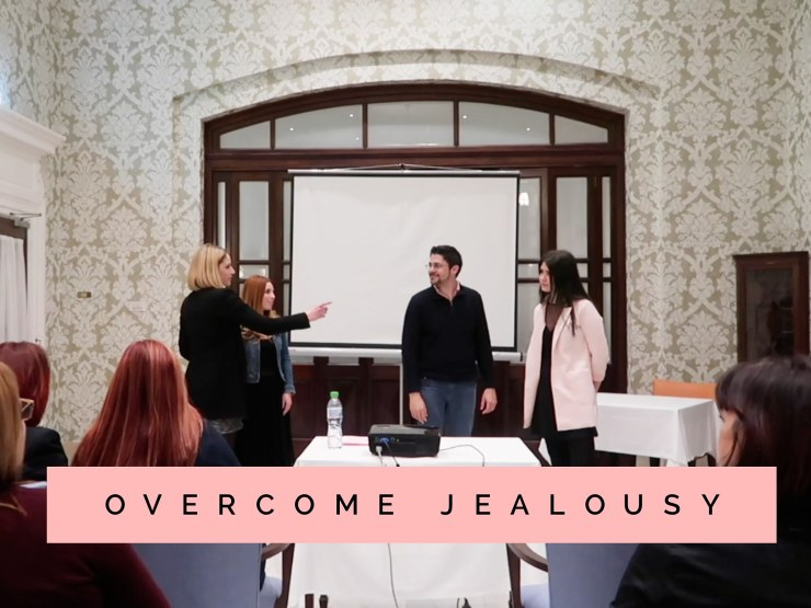 how to overcome jealousy, emma hogg, a life i choose