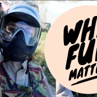 Why having FUN matters for your mindset and mood // Paintball Vlog
