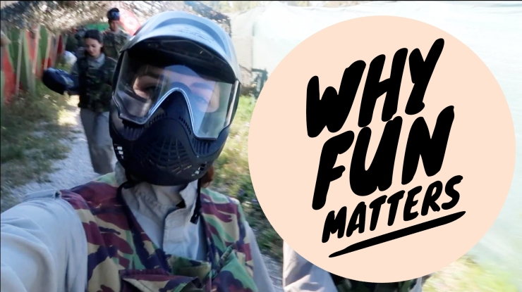 emma hogg, vlog, fun, malta, paintball, psychology, psychologist