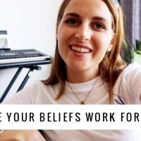 Healing from a stroke VLOG // Setting goals and addressing beliefs
