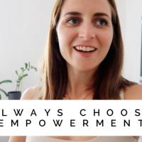 Empower yourself by shaking off fear VLOG // Lulu's Birthday