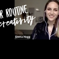 How to create a routine that supports you to be your most creative
